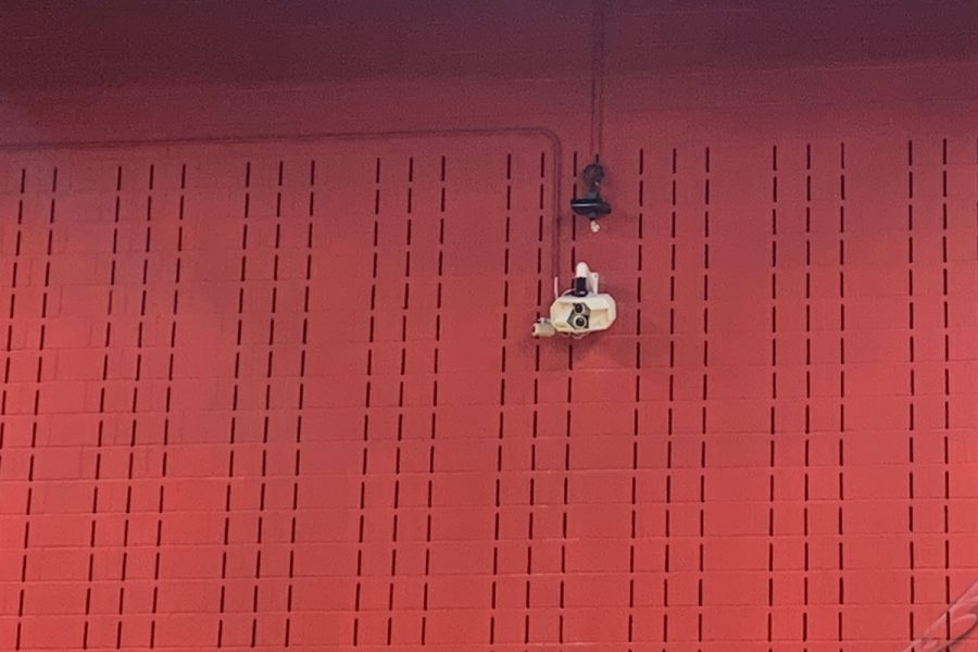 Providing live streaming of any events in the campus gyms, the Pixellot cameras are completely automatic and track any action taking place on the court.