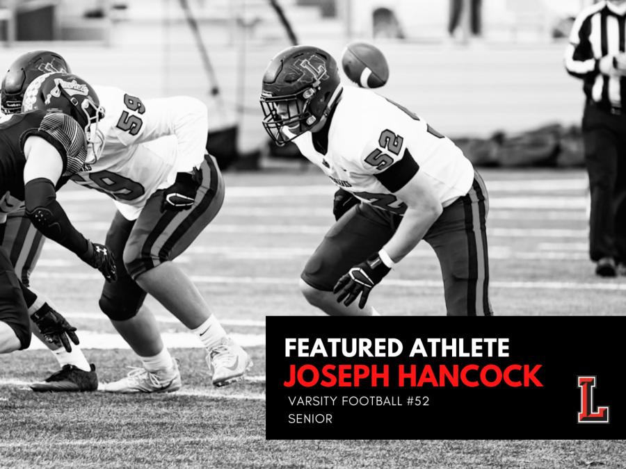 Featured Athlete: Joseph Hancock