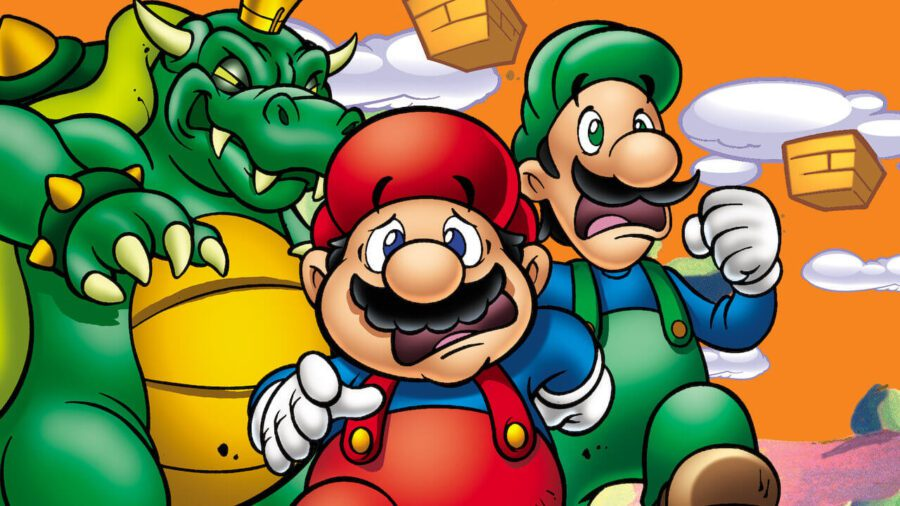 The Reel Deal: Netflix and Mario